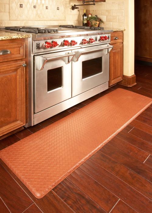 厨房地板垫缓解背部