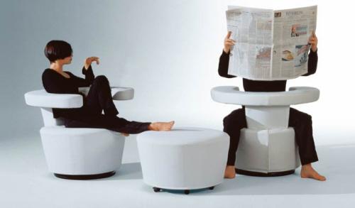 创新大臂转椅